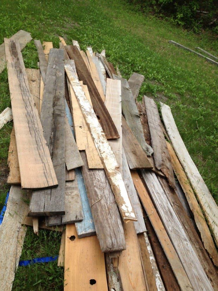 mesas madera reciclada 2