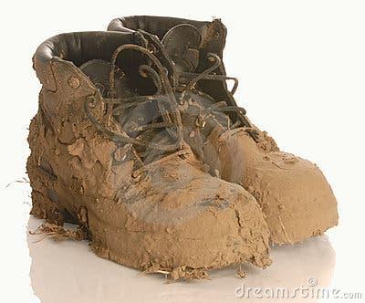 no zapatos en casa 1
