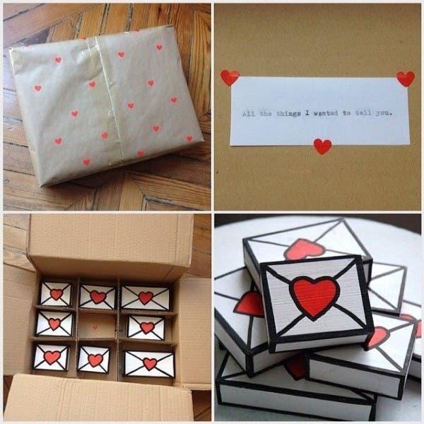 pequeos detalles hacen grandes regalos para tu amor muy fciles de hacer hoy frases lo maravilloso del mundo