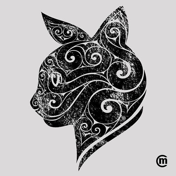 animales swirly 13