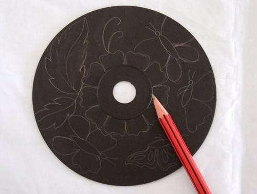 arte con cd's 3