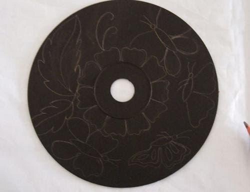 arte con cd's 4