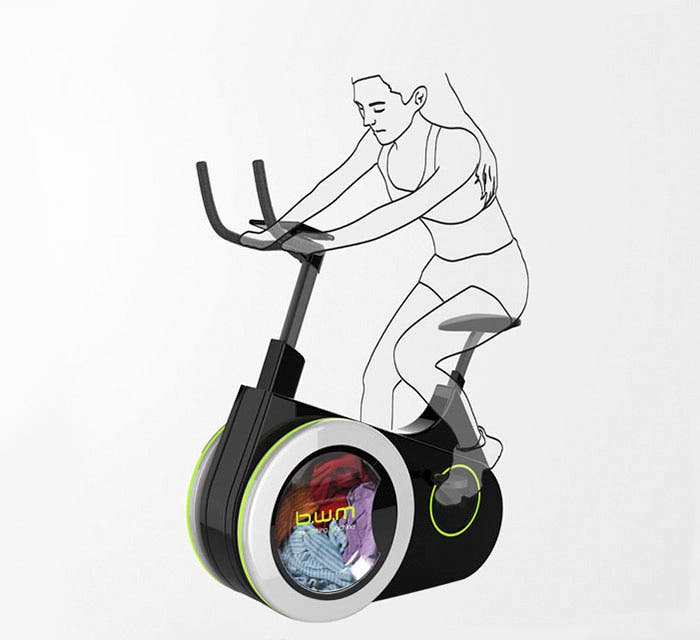 bicicleta lavadora 1