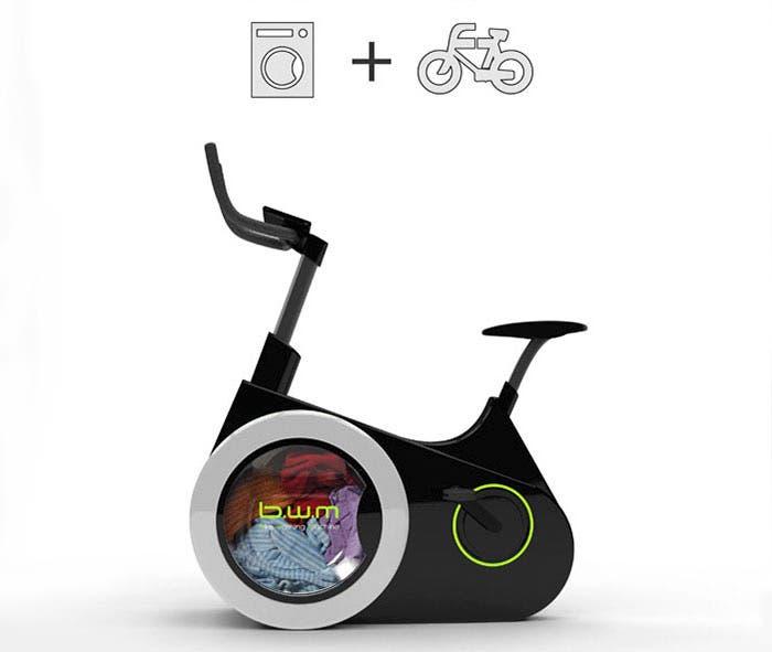 bicicleta lavadora 2