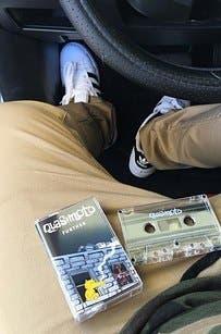 cassette de vuelta 16