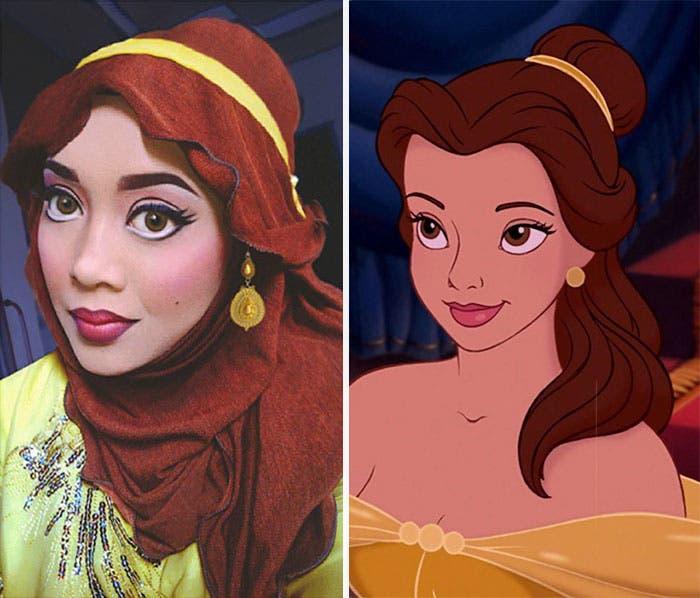 princesas hiyab 10