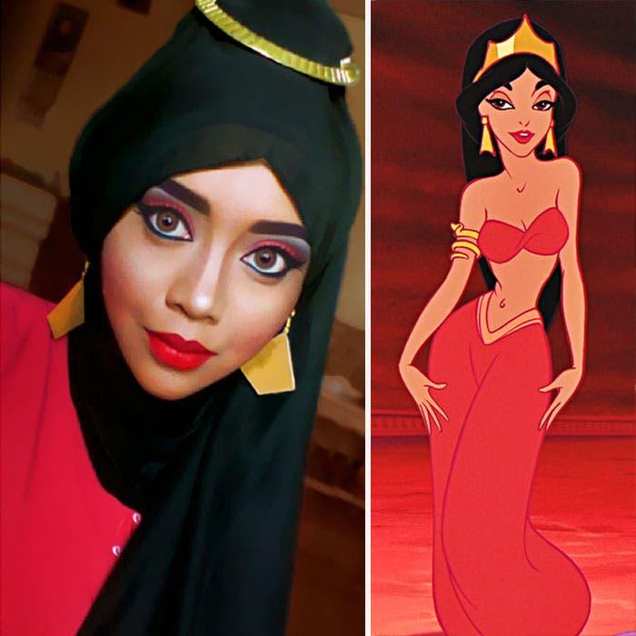 princesas hiyab 13