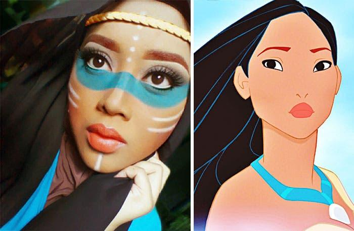 princesas hiyab 4