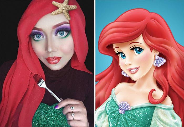 princesas hiyab 9