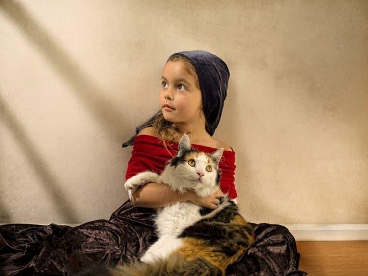 Bill Gekas fotos hija 10