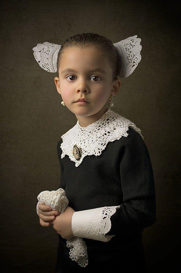 Bill Gekas fotos hija 12