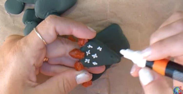 decoración rocas pintadas 7