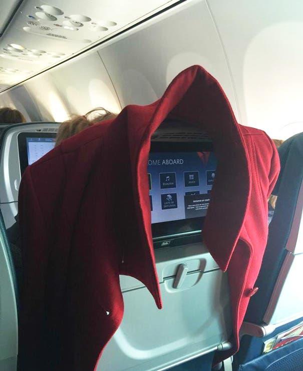 pasajeros molestos avion 11
