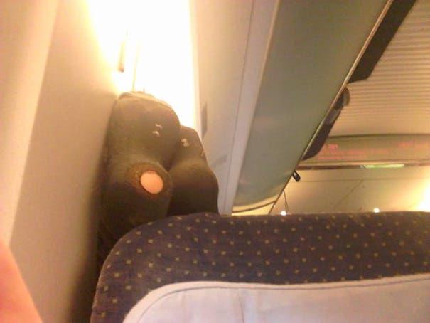 pasajeros molestos avion 18