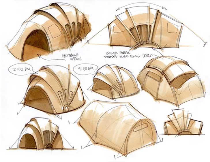 solar concept tent 1