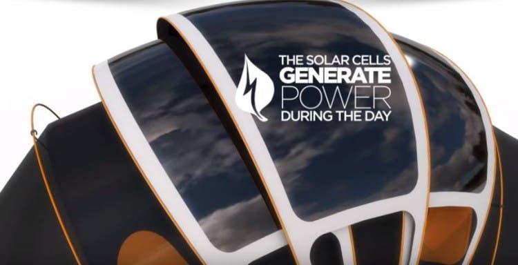 solar concept tent 6