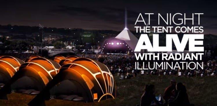 solar concept tent 8