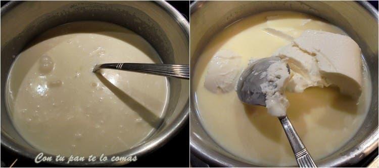 tarta de queso y fresa 2