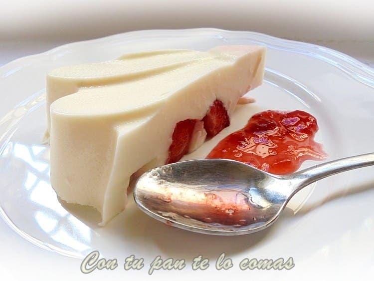 tarta de queso y fresa 6