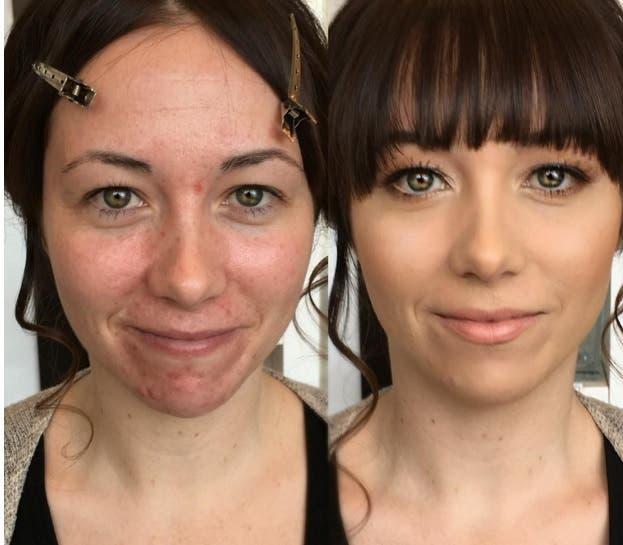 transformacion maquillaje 1