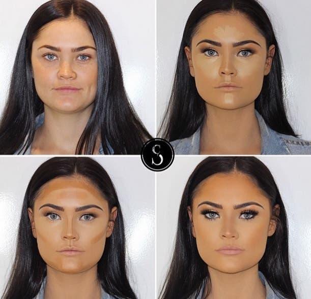 transformacion maquillaje 11