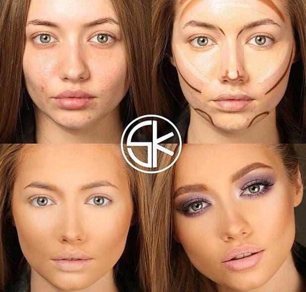 transformacion maquillaje 12
