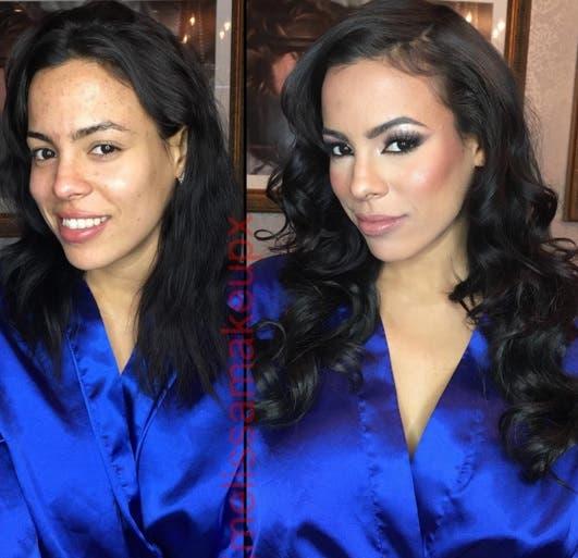 transformacion maquillaje 16