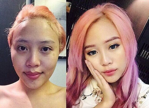 transformacion maquillaje 5