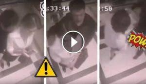 acoso en elevador id