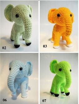 animalitos crochet 10