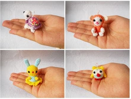 animalitos crochet 5