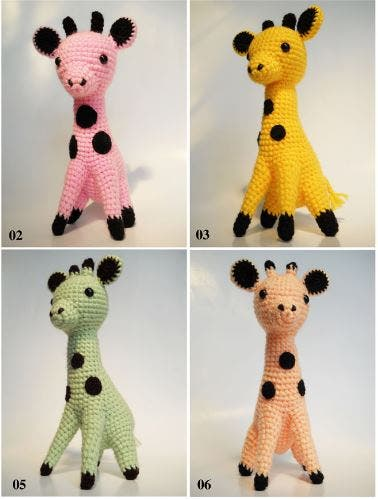 animalitos crochet 9