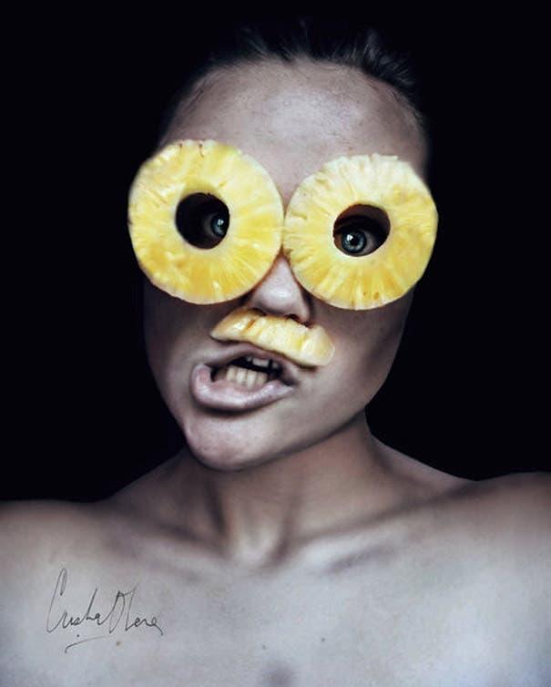 maquillaje de frutas 12