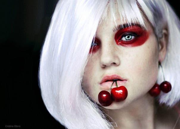 maquillaje de frutas 6
