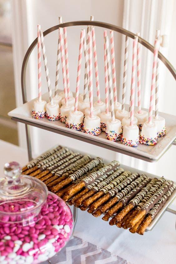 mesas de dulces 14