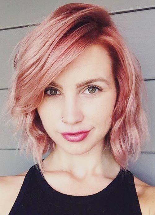 cabello rosa dorado 1