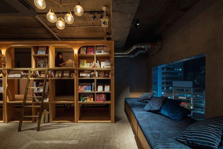hostal-libros-tokio-1