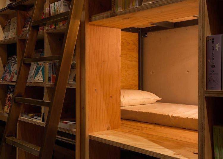hostal-libros-tokio-3