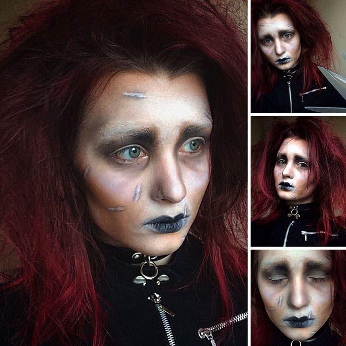 maquillaje saida 12