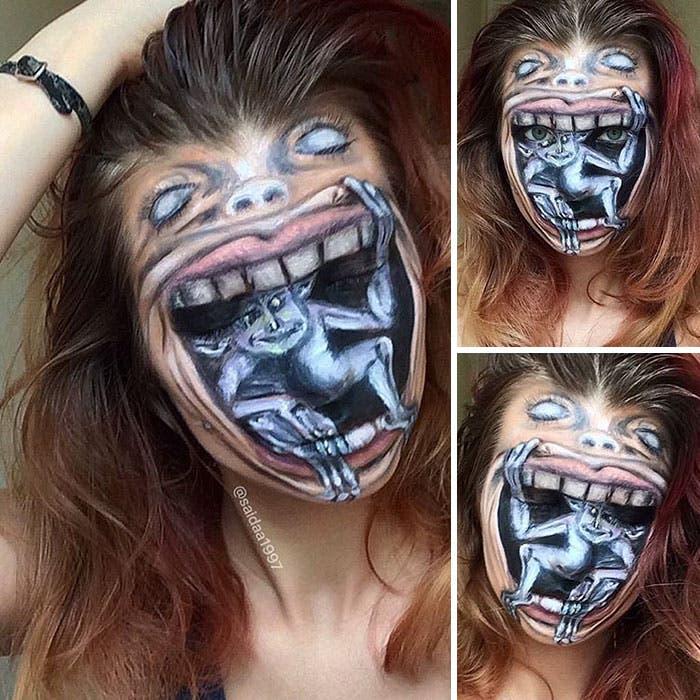 maquillaje saida 4