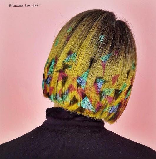 plantillas para cabello 12
