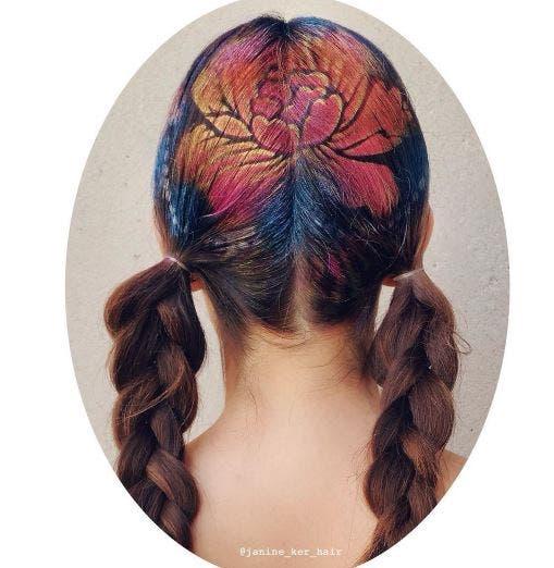 plantillas para cabello 13