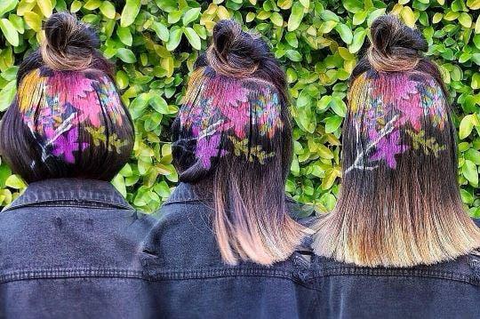 plantillas para cabello 8