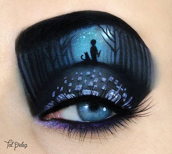 arte en ojos 18