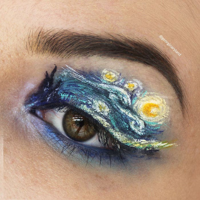 arte en ojos 25