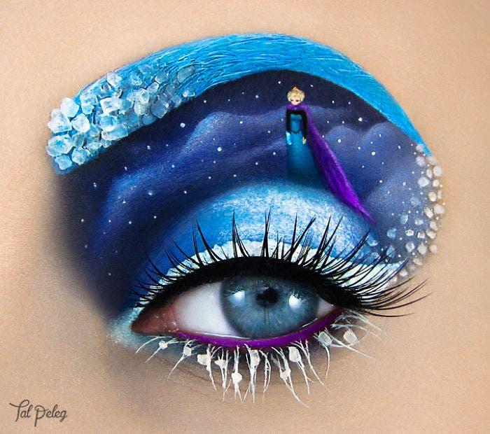 arte en ojos 3