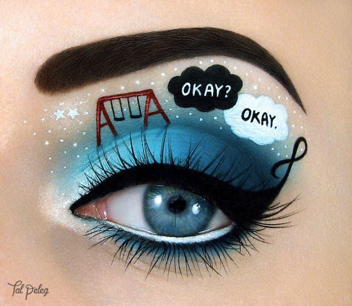 arte en ojos 6