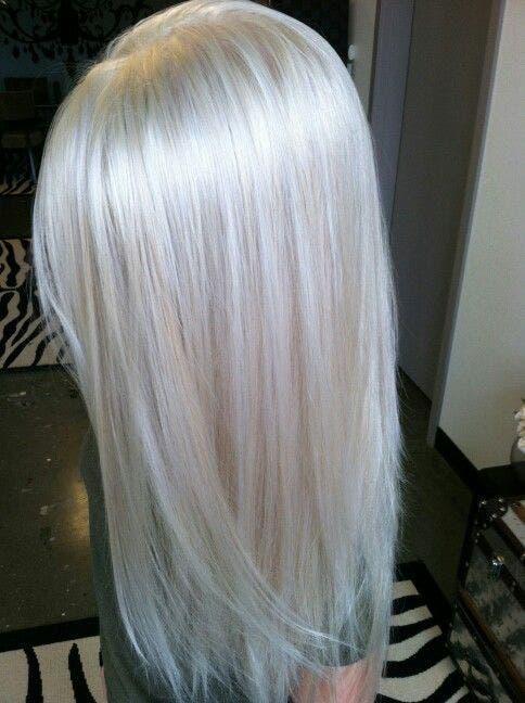cabello blanco 9