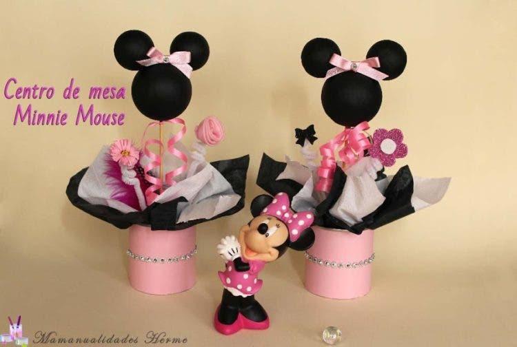 Mickey Mouse Para Imprimir De Manos Manos De Mickey Para: Centros Mesa Para Fiestas Infantiles Mimi Mouse Wallpapers