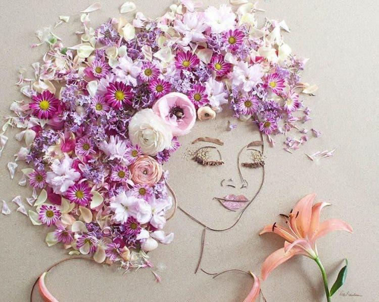 fotos con flores y ramas 6